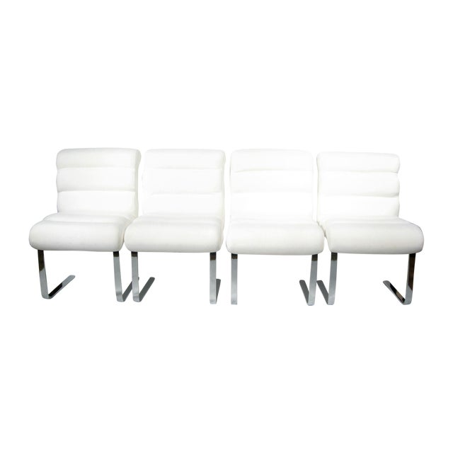 Pace Lugano Chairs - Set of 4 - Image 1 of 5