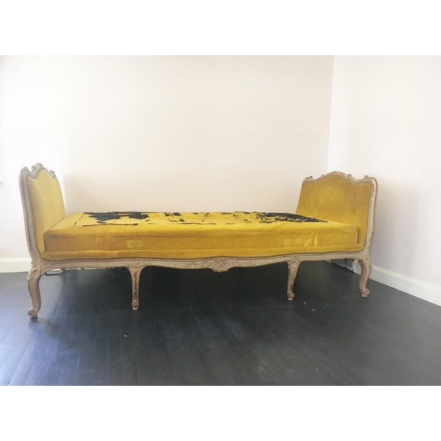 Antique Louis XV Daybed - Image 2 of 9