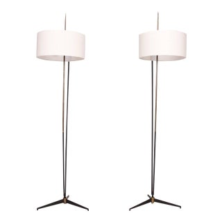 Pair of French Floor Lamps