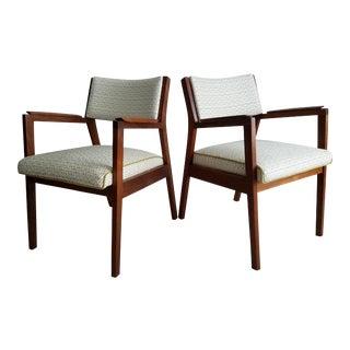 Vintage Modern Club Chairs - a Pair