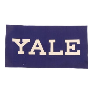 Yale Banner c.1940s