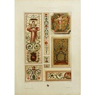 "1890 ""Plate 11"" Antique Print"