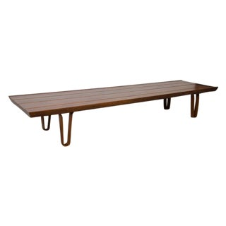 Edward Wormley for Dunbar Long John Coffee Table