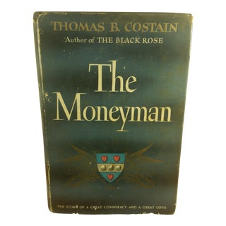 """The Moneyman"" 1947 First Edition Book"