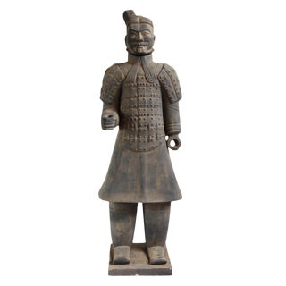 Terra Cotta Warrior Statue