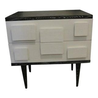 Bungalow 5 Modern 2 Drawer Ponti Side Table