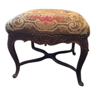 Early 19th Century French Stool