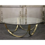 Image of Brass Coffee Table