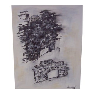 Dawn Walling Original Abstract Acrylic on Canvas Painting