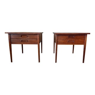 Jack Cartwright End Tables for Founders - A Pair