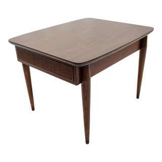 American of Martinsville Tiered End Table