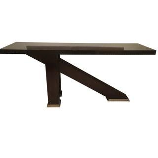 Century Black Omni Console Table