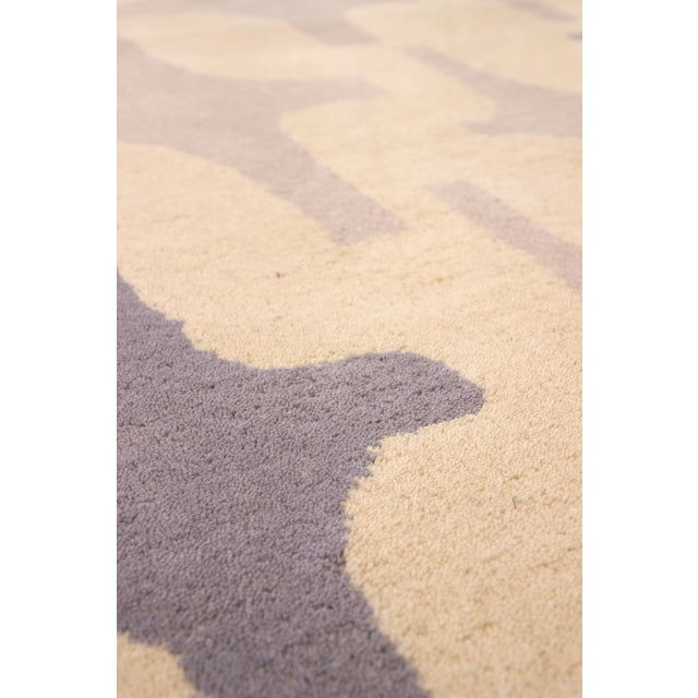"Lotta Jansdotter Slate ""Decorativa"" Rug - 8' x 11' - Image 5 of 7"