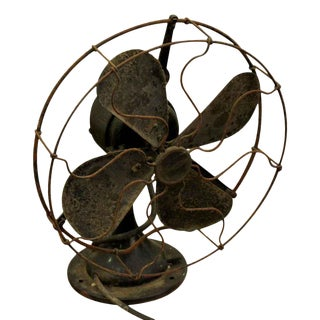Century Vintage Industrial Fan