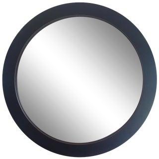 Round Black Mirror