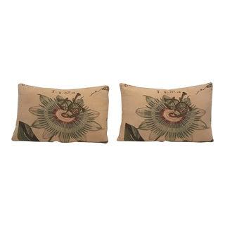 Design Legacy Linen Pillows - A Pair