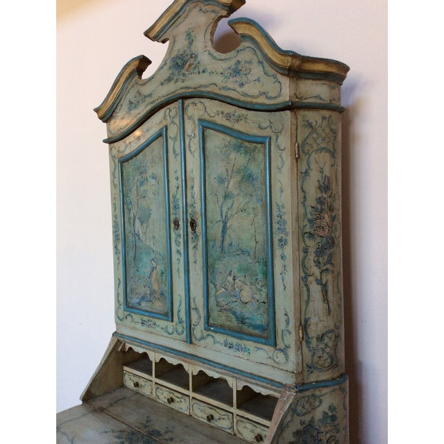Antique Venetian Secretary - Image 3 of 9