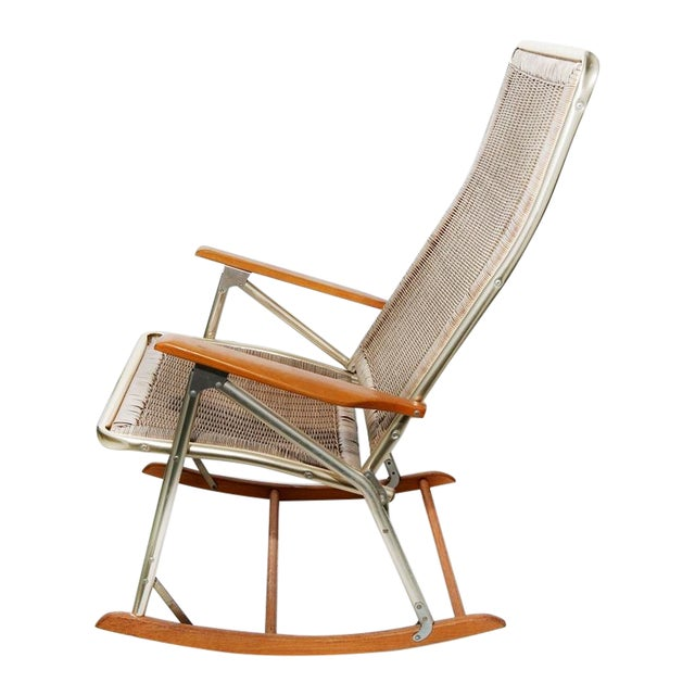 Image of Foldable Outdoor Rocker