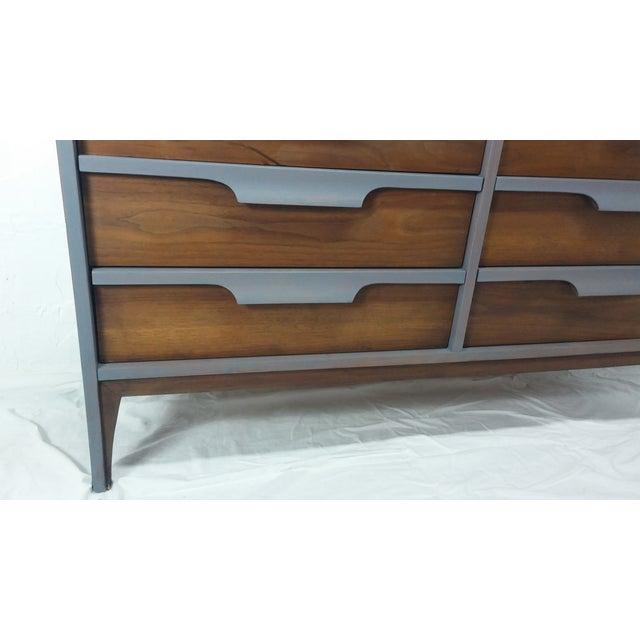 Johnson Carper Mid-Century Modern Dresser - Image 5 of 6