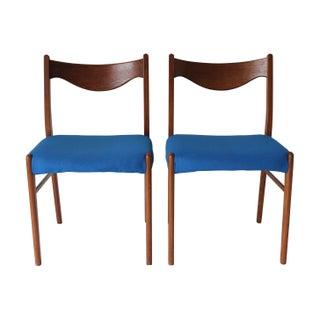 Danish Modern Chairs - A Pair