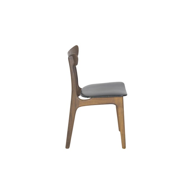 Image of Schionning 1960's Danish Dining Chairs - Set of 4