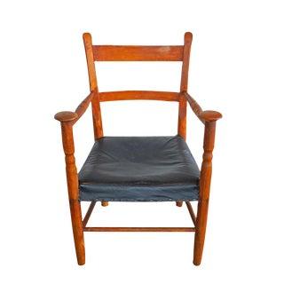 Primitive Arm Chair