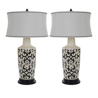 Shine by S.H.O. Lamps - Pair