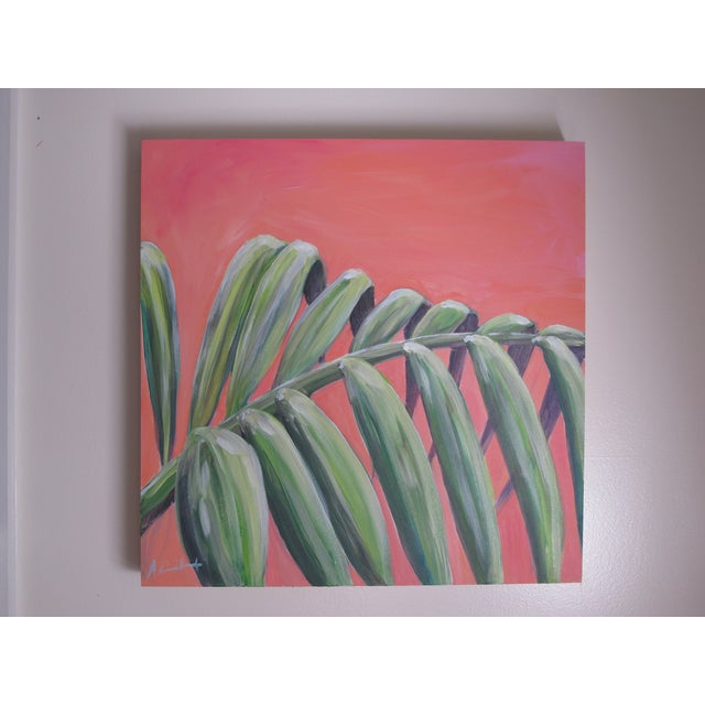 Islamorada Palm Painting - Image 2 of 4