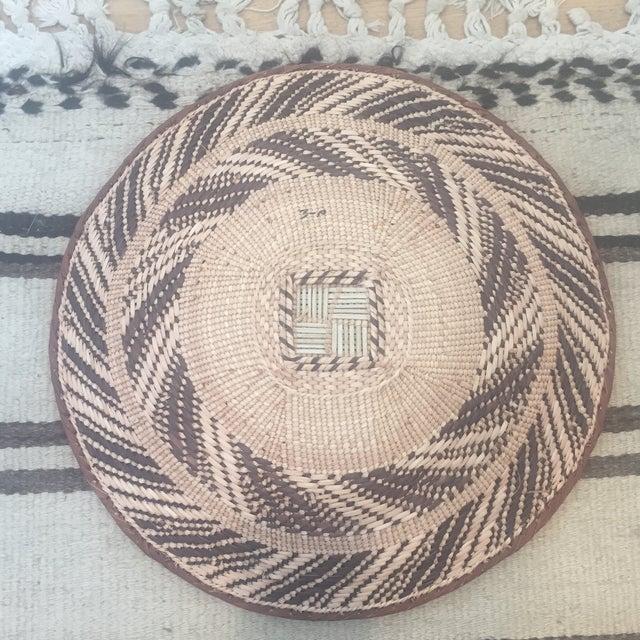 African Tonga Basket Bowl - Image 4 of 5