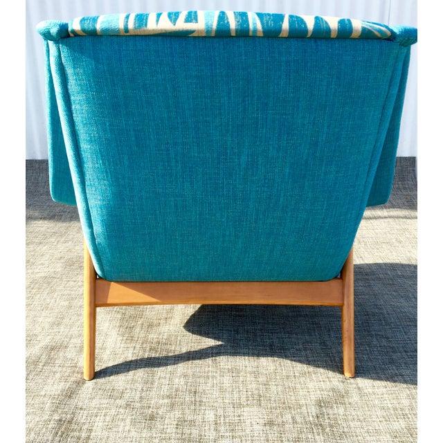 Image of Dux Mid-Century Danish Modern Lounge Chair