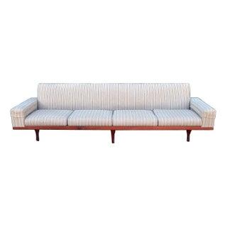 Danish Modern Illum Wikkelso Sofa
