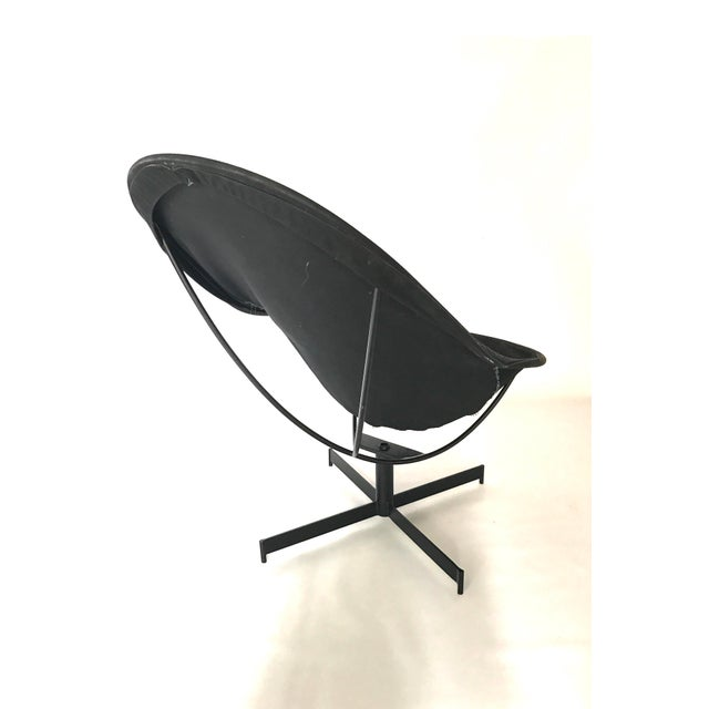 Image of Katavolos for Leathercrafters Swivel Sling Chair