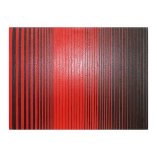 60's Charles Hersey Op Art Painting