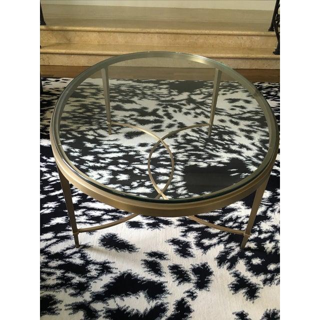 Thomas Pheasant Baker Chloe Coffee Table - Image 3 of 6