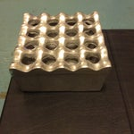 Image of Recycled Metal Sculptural Ashtray