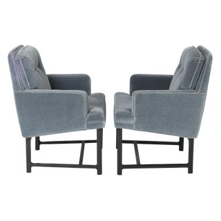 PAIR OF EDWARD WORMLEY FOR DUNBAR ARMCHAIRS, CIRCA 1950S