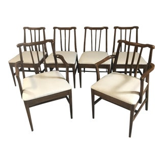 John Stuart Mid-Century Dining Chairs - Set of 6