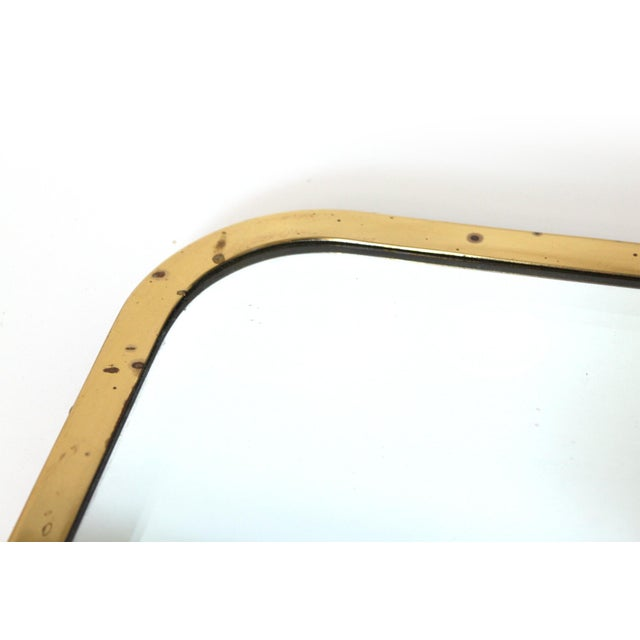 Image of Brasscrafters Bevel Mirror