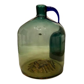 "2003 Dave Osborn Blenko ""Birthday Piece"" Jug"