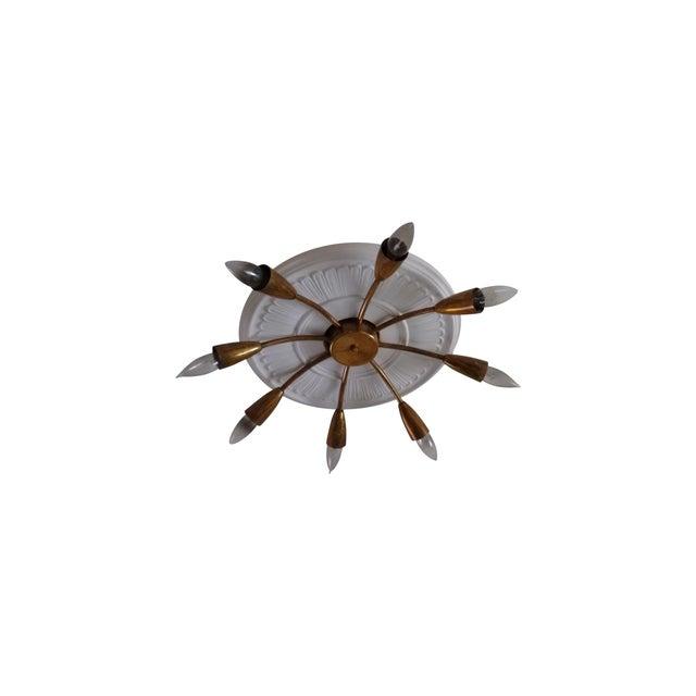 Sputnik Flush Mount - Image 2 of 5