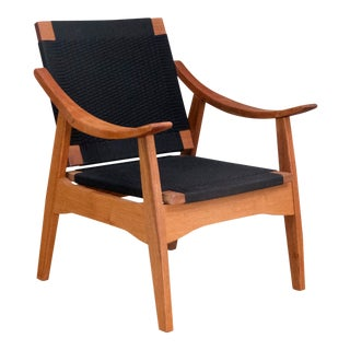 Mid-Century Modern Izapa Arm Chair
