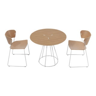 Inclass Table & Chairs Set