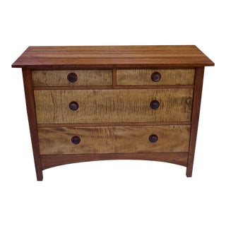 Stickley 4-Drawer Dresser