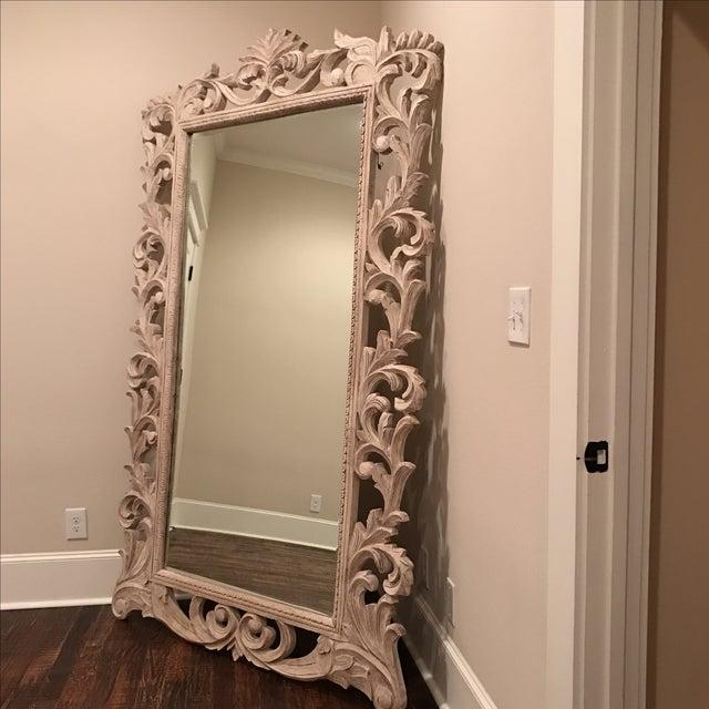 Anthropologie Oversize Floor Mirror - Image 2 of 8