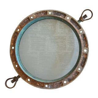 Early Rostand Brass Porthole
