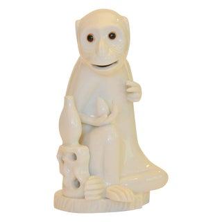 Mottahedeh Blanc de Chine Monkey