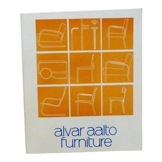 Alvar Aalto Furniture Book