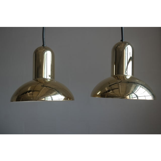 Image of Lyfa Danish Modern Pendant Lighting - A Pair