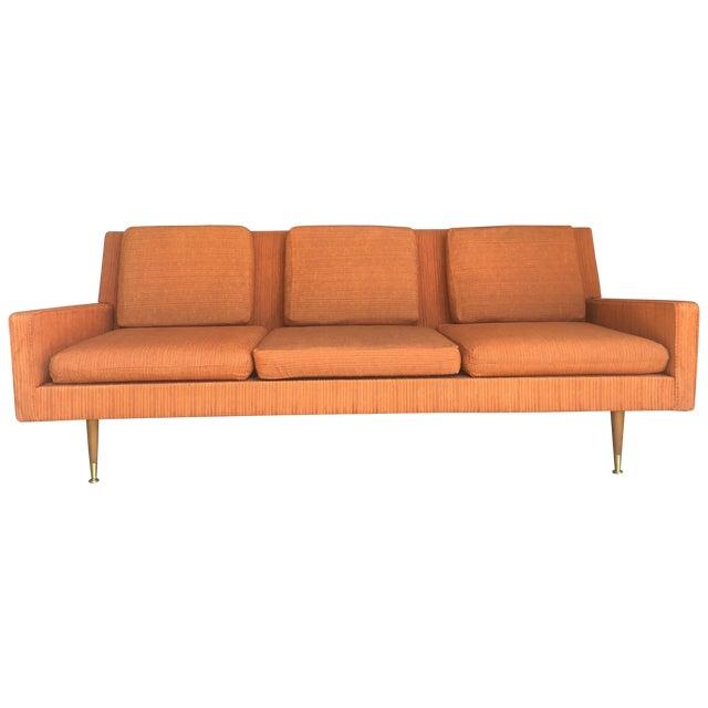 Vintage Mid Century Danish Modern Sofa