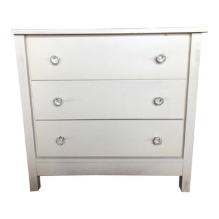 Pottery Barn White Dresser